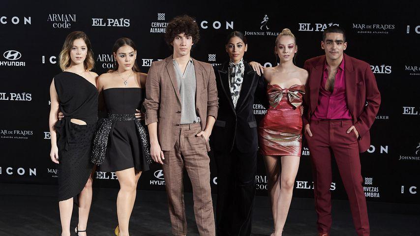 """Abgestimmt: Kann Netflix-""""Élite"""" ohne diese Stars bestehen?"""