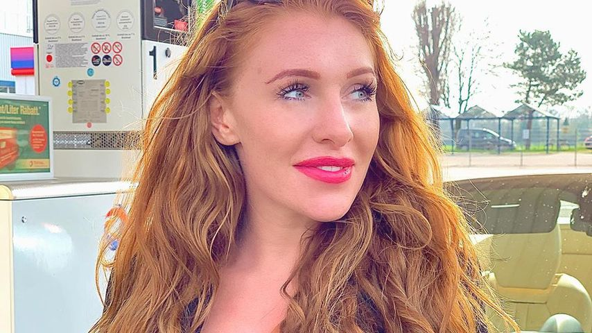 Georgina Fleur, TV-Gesicht