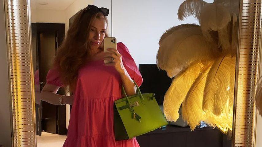 Georgina Fleur im Mai 2021