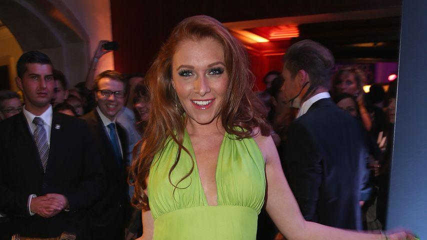 TV-Star Georgina Fleur