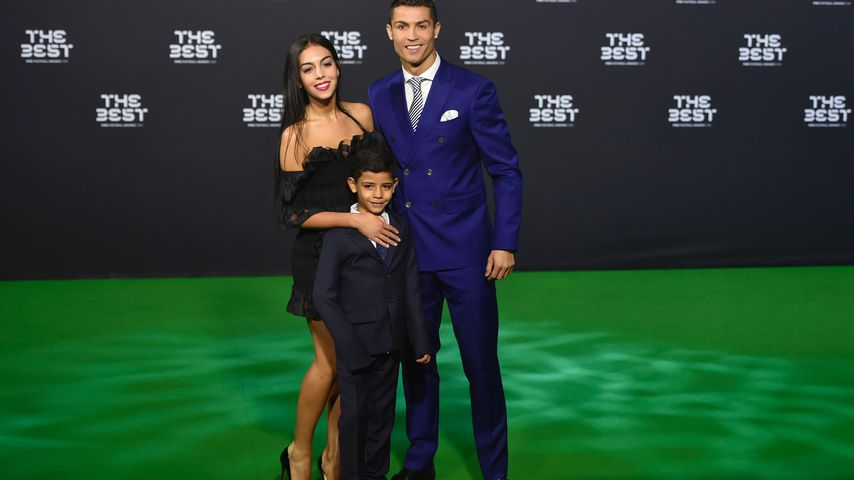 Endlich: Cristiano Ronaldo zeigt seine ganze (!) Familie!