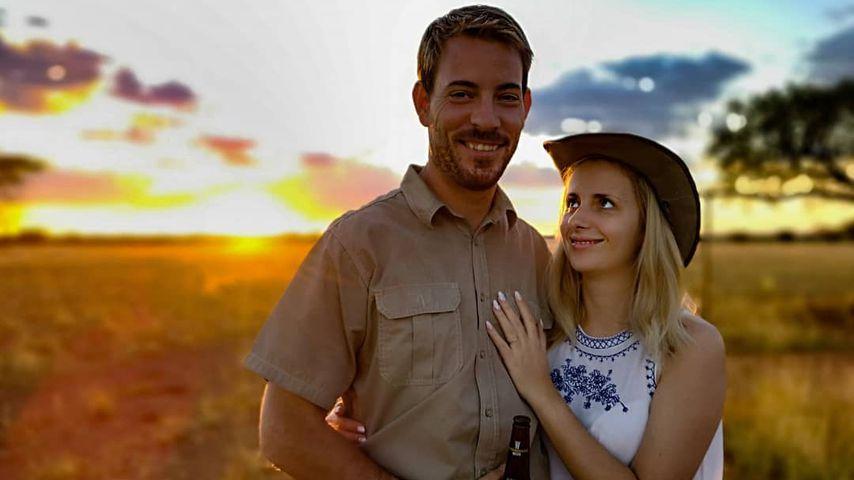Gerald und Anna Heiser in Afrika, April 2019