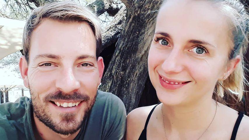 Gerald und Anna Heiser in Namibia