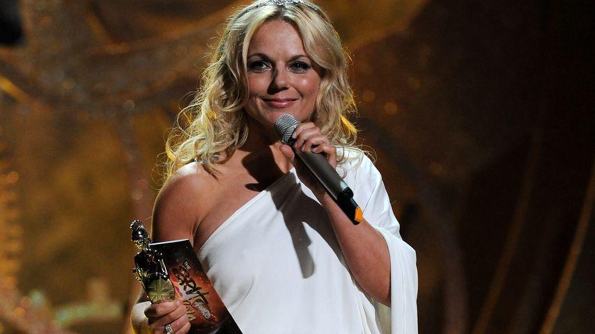 Geri Halliwell bei den Brit Awards im Februar 2010