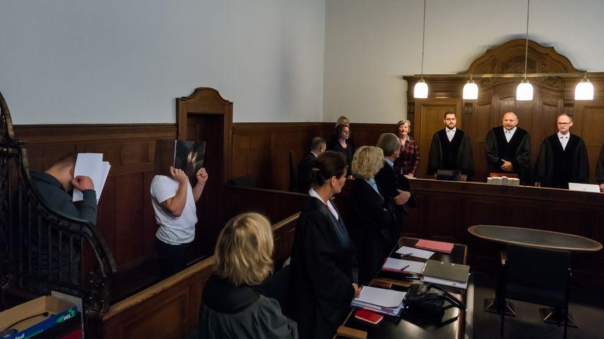 Jim Reeves Mordprozess, Landgericht Berlin, September 2017