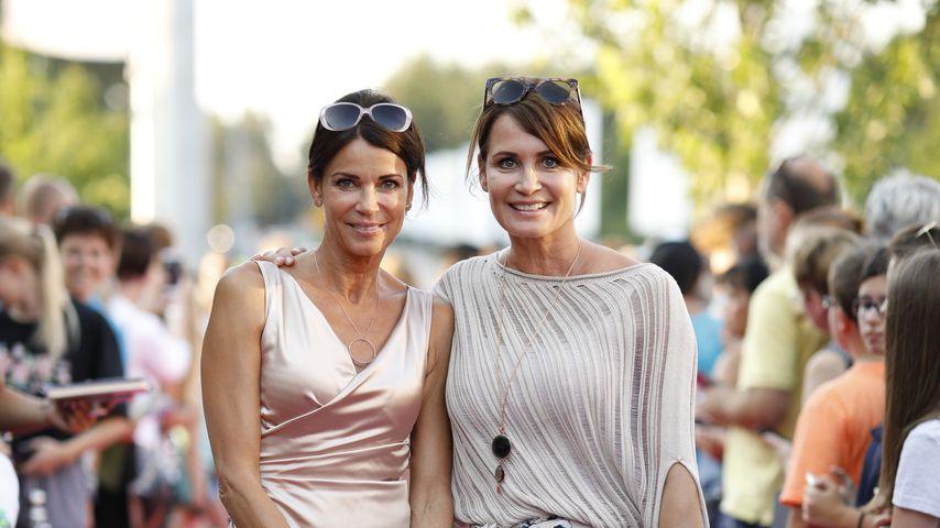 Die Schwestern Gerit und Anja Kling beim Late Night Shopping im Designer Outlet Soltau 2018