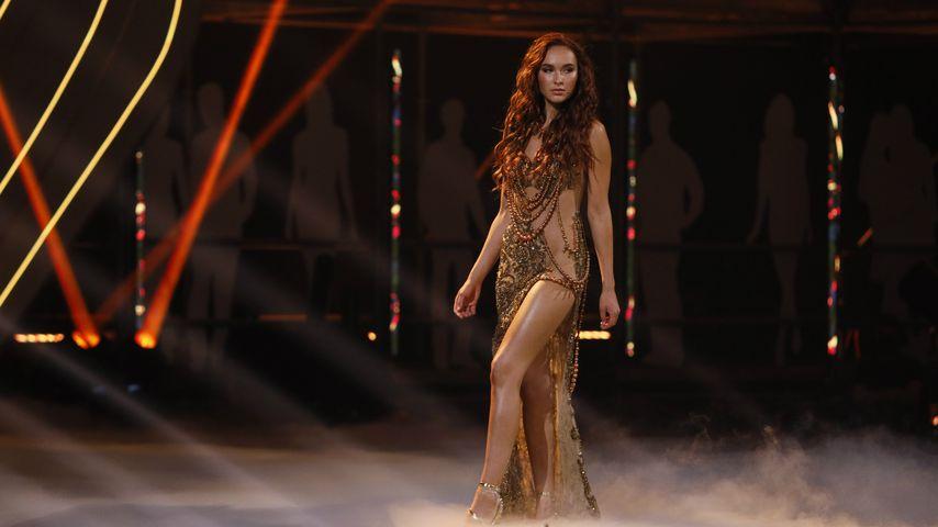 """Germany's next Topmodel""-Finalistin Jacky"