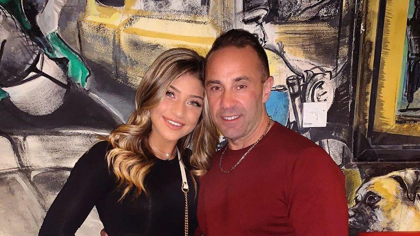 Gia Giudice mit ihrem Vater Joe