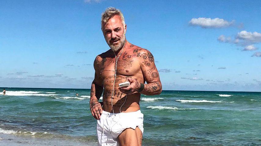 Gianluca Vacchi im Februar 2019