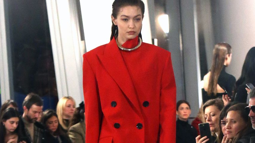 Gigi Hadid im Februar 2020