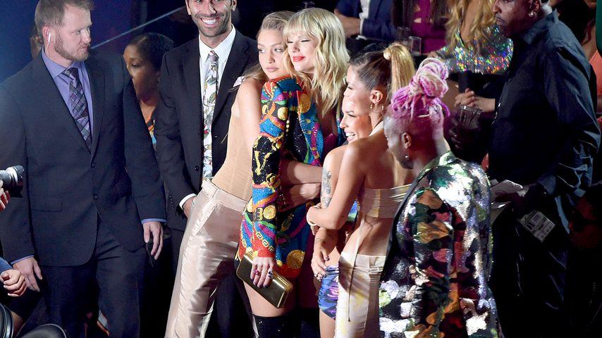 Gigi Hadid, Taylor Swift, Halsey, Bella Hadid und Todrick Hall