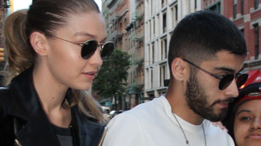 Der Trennung zum Trotz: Gigi Hadid & Zayn turteln in NYC