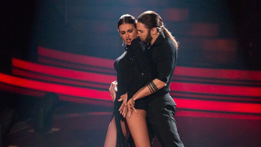 "Gil Ofarim und Ekaterina Leonova bei den Proben zu ""Let's Dance"""