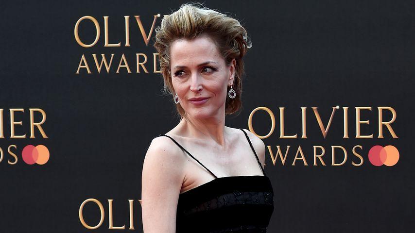 Gillian Anderson, Schauspielerin