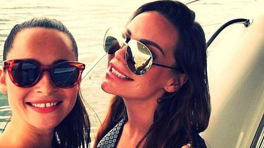 Gina-Lisa Lohfink und Nicole Mieth in Australien, Januar 2017