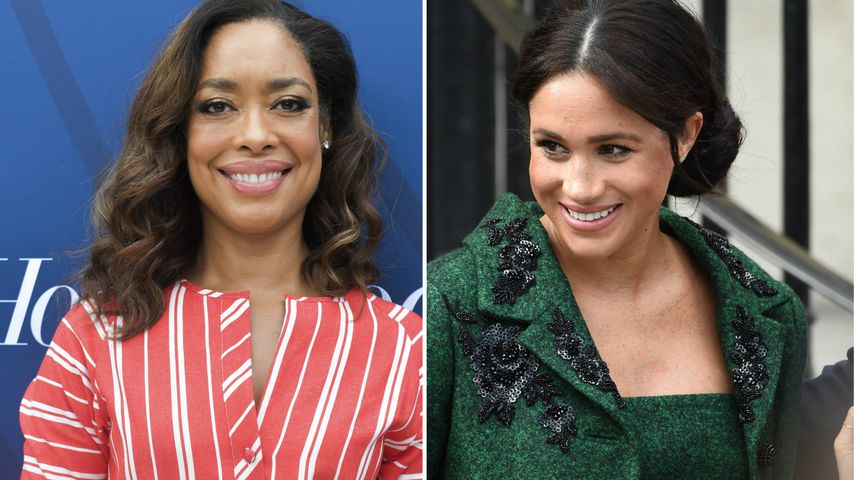 """Suits""-Star Gina Torres: So ist Herzogin Meghan als Mama"