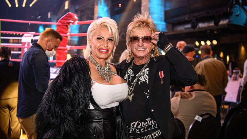 Ginger Costello-Wollersheim mit ihrem Mann Bert Wollersheim