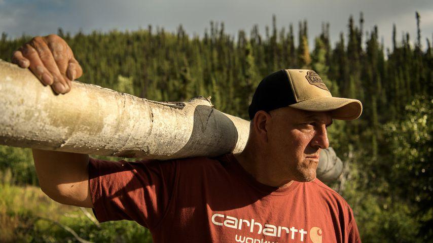 "Giovanni Amato, Kandidat bei ""Goldrausch am Yukon"""