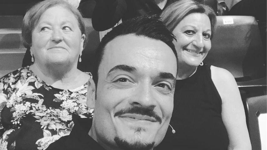 """Von Mama & Co.:""""Let's Dance""""-Support für Giovanni Zarrella!"""