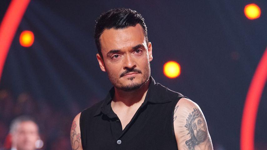 """Mieses Gefühl? Giovanni übte während """"Let's Dance""""-Show"""