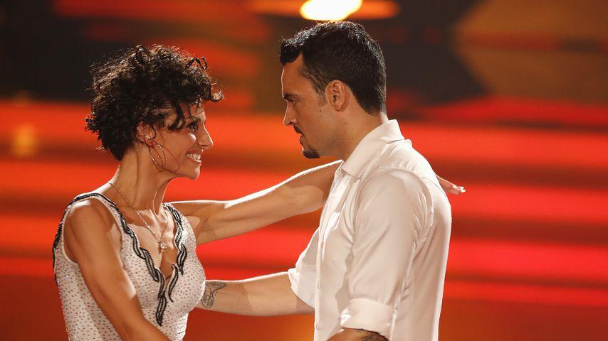 """Giovanni Zarrella und Marta Arndt in der siebten Live-Show von """"Let's Dance"""""""