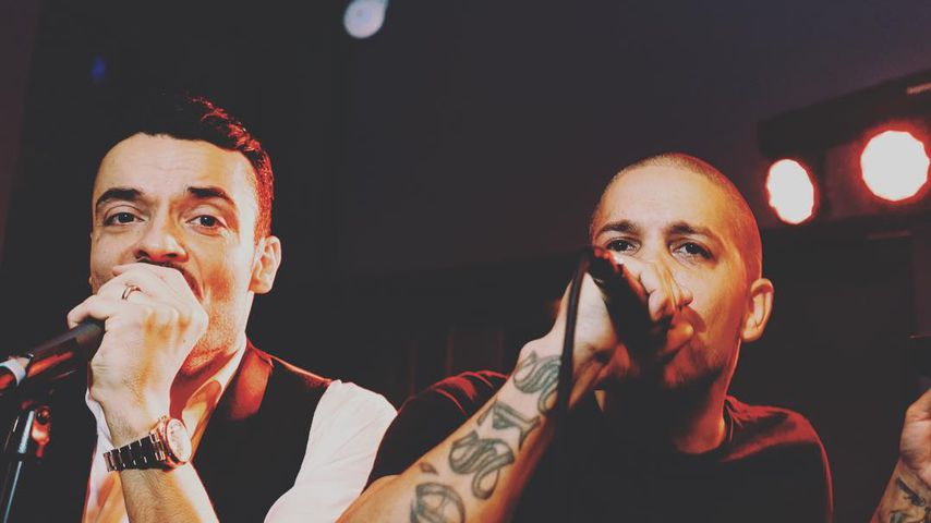 Giovanni Zarrella und Shaham Joyce, Ex-Bro'Sis-Bandmitglieder