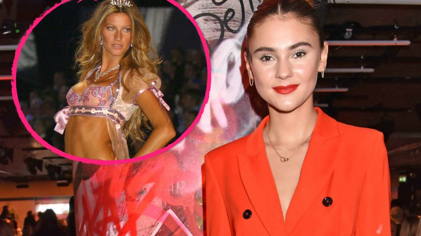 Fan-Girl: Sie ist Steffi Giesingers größte Model-Inspiration