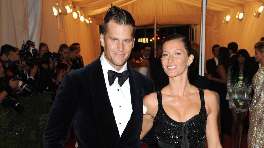 Schlimme Streits: Gisele Bündchen & Tom Brady vor Ehe-Aus?
