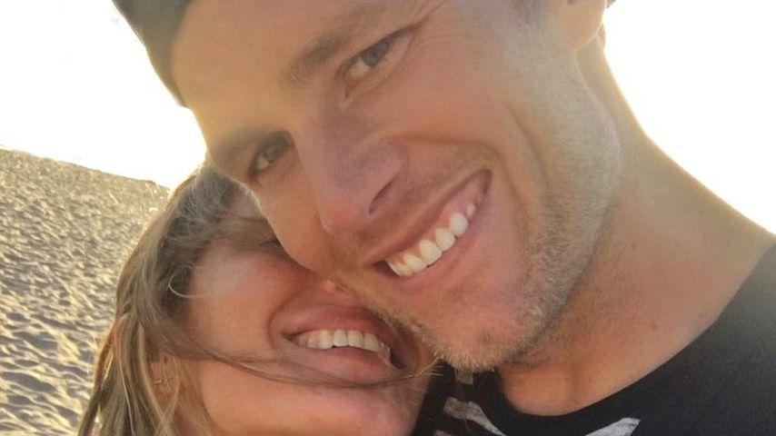 Gisele Bündchen für ihren Tom: Süßes Couple-Selfie zum B-Day