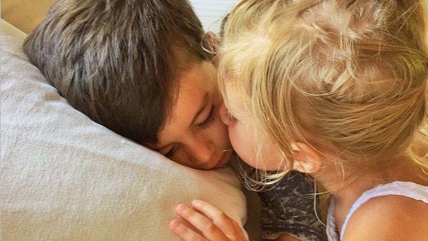 Gisele Bündchens Vivian (2): So lieb hat sie ihren Bruder