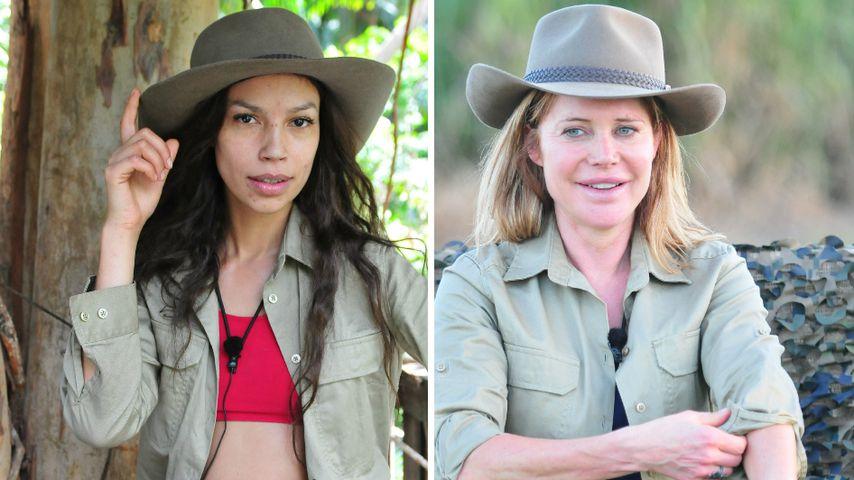 Gisele und Doreen: Mega-Zoff nach dem Dschungelcamp-Aus