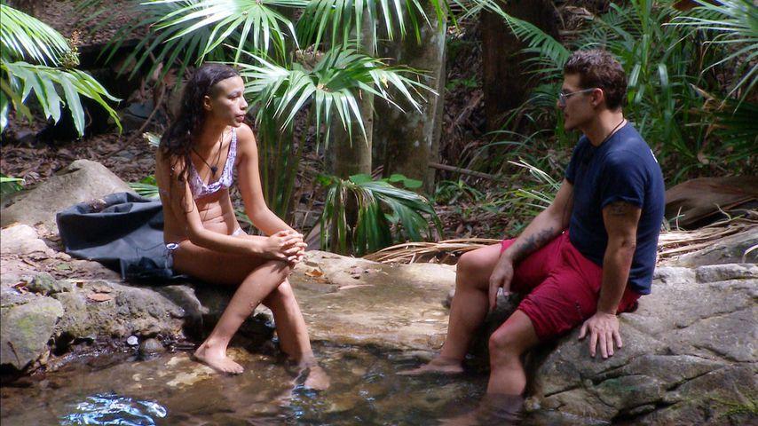 Prüfungs-Duo Gisele & Chris: Ist Dschungel-Diät nun vorbei?