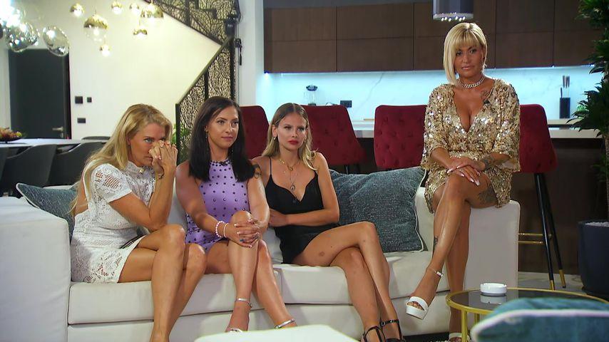 "Giulia, Roxy, Stephie und Jasmin bei ""Temptation Island V.I.P."""