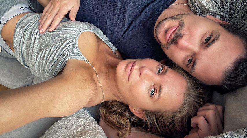 Giulia Siegel und ihr Freund Ludwig Heer