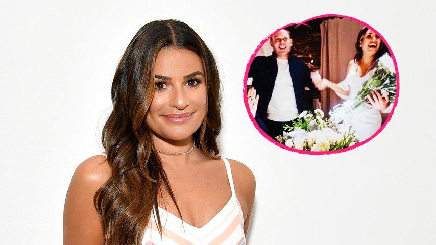 """Fans sind sicher: """"Glee""""-Star Lea Michele hat geheiratet"""
