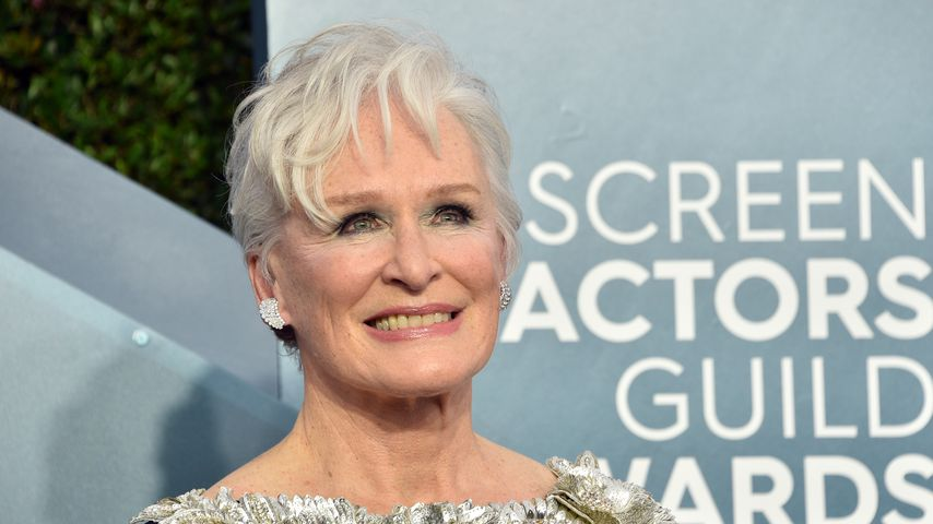 Glenn Close im Januar 2020 in Los Angeles