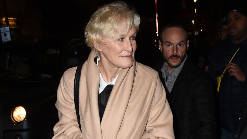 Glenn Close im Februar 2019