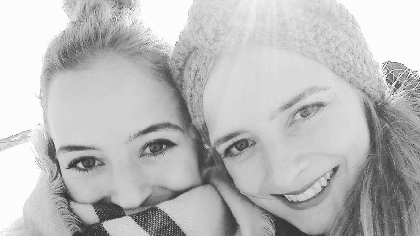 """GNTM 2017""-Zwillinge Eva und Sophie"