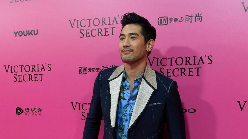 Godfrey Gao bei der Victoria's Secret Fashion Show in Shanghai, 2017