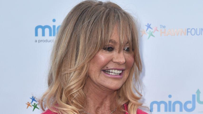 Rührend! Kate Hudson ehrt Mama Goldie Hawn zum 70. Ehrentag