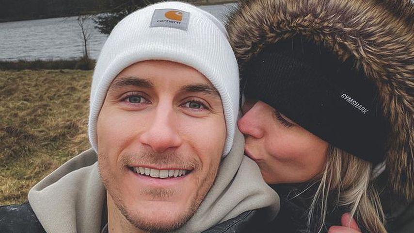 """""""Natürlich habe ich 'Ja' gesagt"""": Gemma Atkinson ist verlobt"""