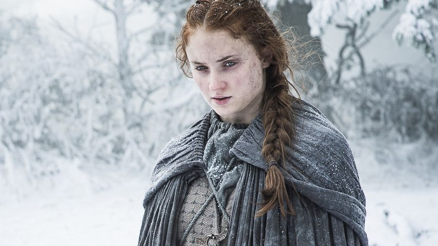 "Sophie Turner in der sechsten Staffel von ""Game of Thrones"""