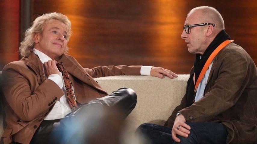 ZDF erntet großes Lob für Wetten, dass- Abbruch