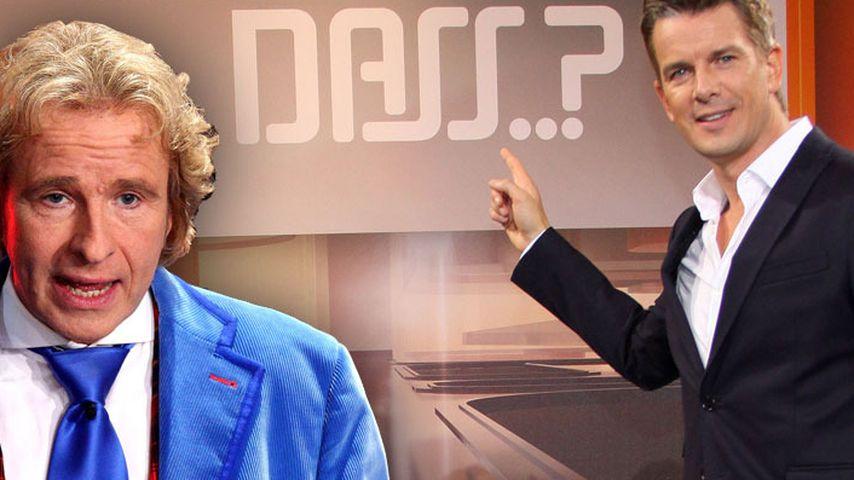 """Lanz im Gottschalk-Look zu """"Wetten, dass..?""""?"""