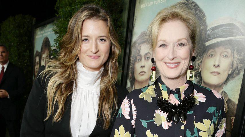 Grace Gummer und Meryl Streep