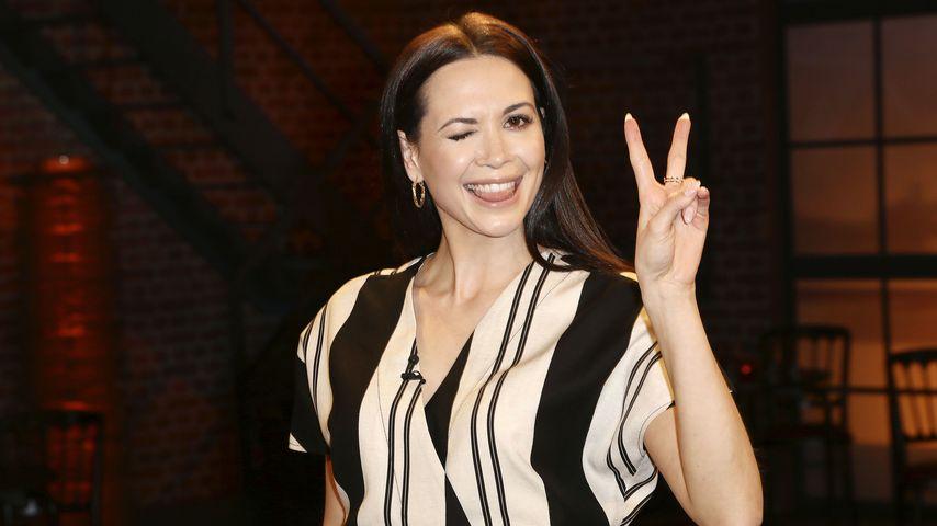 Grace Capristo zu Gast in der WDR Talkshow Kölner Treff