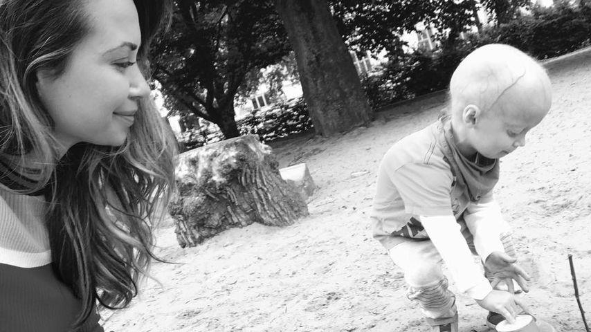 Bewegend: Grace Capristo setzt sich für kranken Jungen ein
