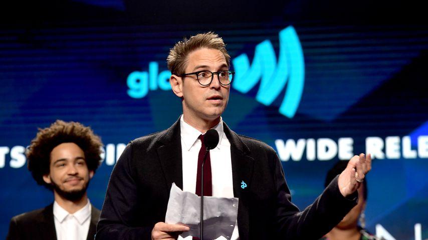 "Greg Berlanti bei den ""Glaad Media Awards"" im März 2019"