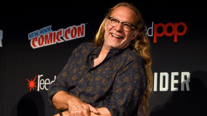 "Greg Nicotero, ""The Walking Dead""-Producer"