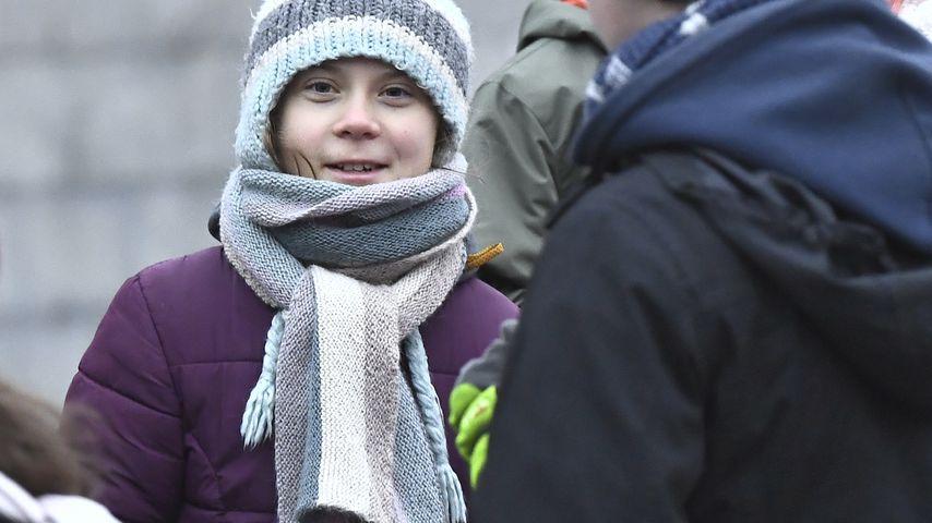 Greta Thunberg in Stockholm 2020